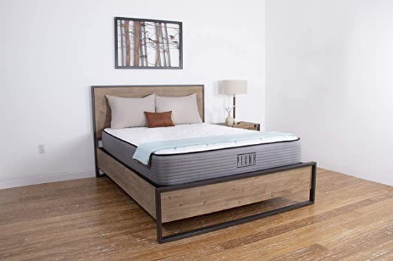 Amazon.com: Plank by Brooklyn Bedding TitanFlex - Colchón de ...