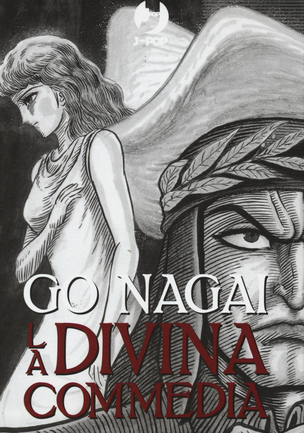 La Divina Commedia box vol. 1-3 Copertina flessibile – 1 set 2016 Go Nagai G. Lapis R. Pesci Edizioni BD