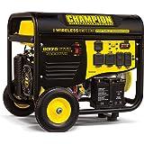 Champion Power Equipment 100161 7500 Watt RV Ready Portable Generator with Wireless Remote Start