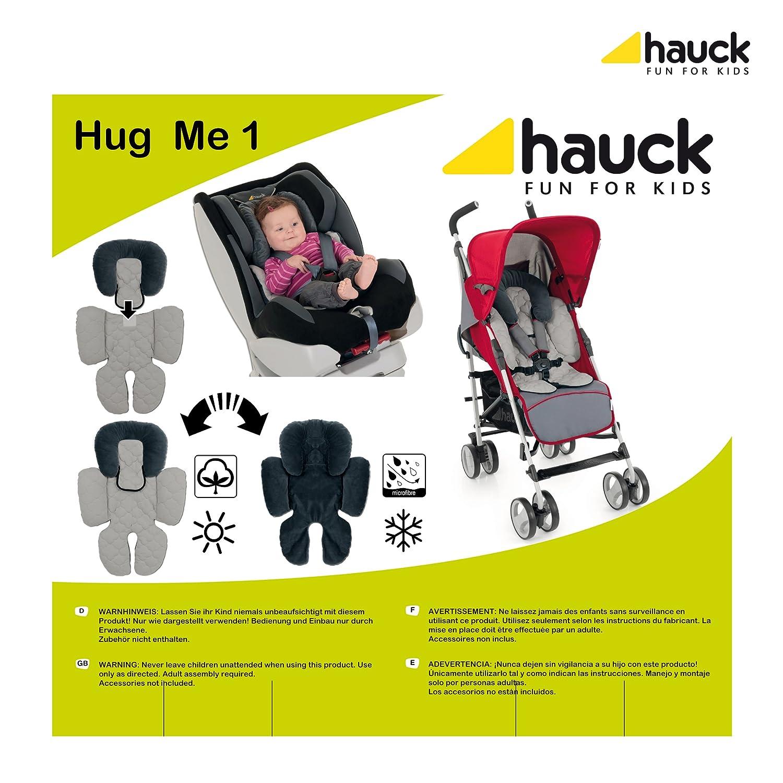 Amazon.com: Hauck Hug Me Carseat/carriola Recién nacido ...