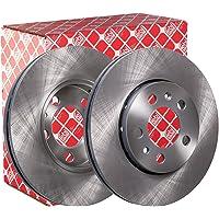 Febi 23549 Rotores de Discos de Frenos Set de 2