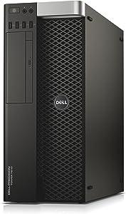 Dell Precision T7810 Workstation E5-2678 V3 2.5GHz 12-Core 64GB DDR4 Quadro M2000 480GB SSD + 1TB HDD Win 10 Pro (Renewed)