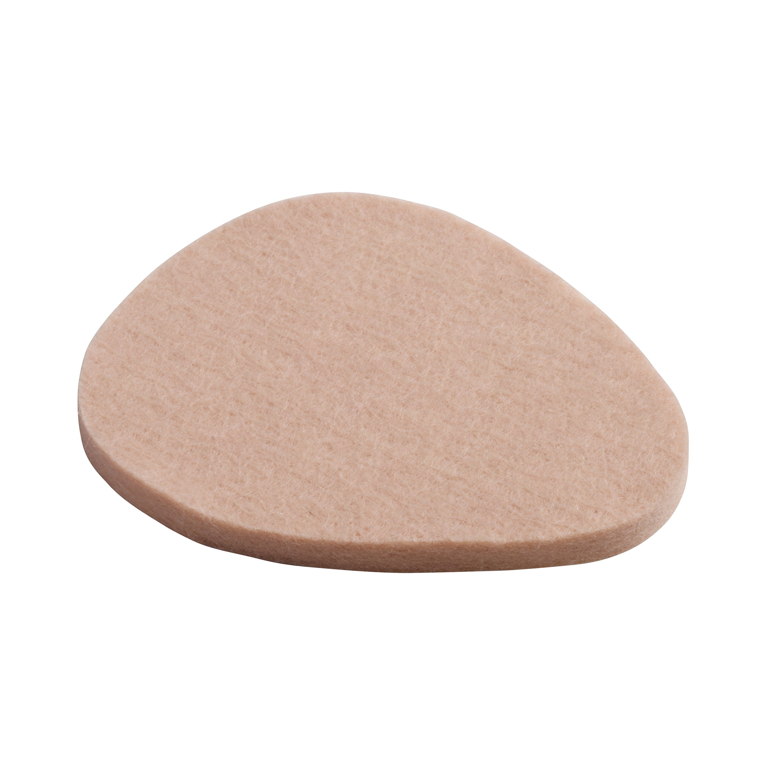 Steins 3/16 Inch Adhesive Felt No.20-N Meta Pads, 100 Count