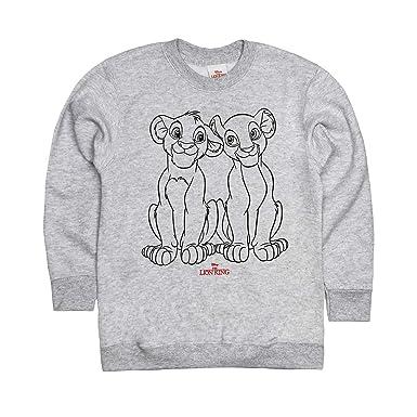 78183ef4cf Disney Disney Mädchen Lion King Love T-Shirt T-Shirts: Amazon.de: Bekleidung