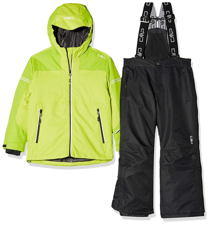 CMP Feel Warm Flat 5.000 39W1864 Cedro 164 Set Giacca e Pantaloni Bambino