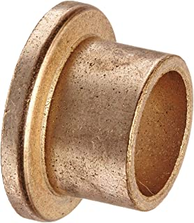Bunting Bearings EXEP121608 Extra Lubricant with PTFE Sleeve SAE 841 Bearing Pack of 3 3//4 Bore x 1 OD x 1//2 Length Plain Powdered Metal