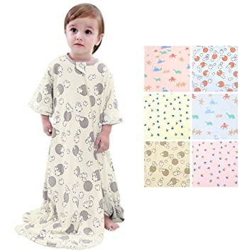 Amazon.com: GEX - Saco de dormir para bebé, 100% algodón ...
