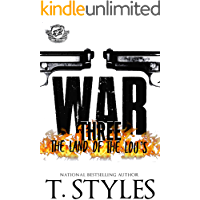 War 3: The Land Of The Lou's (The Cartel Publications Presents) (War Series by T. Styles) book cover