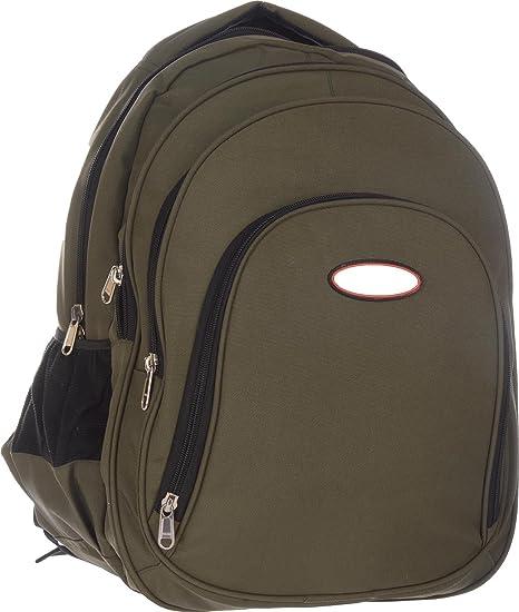 Udyog Green Casual Backpack Backpacks