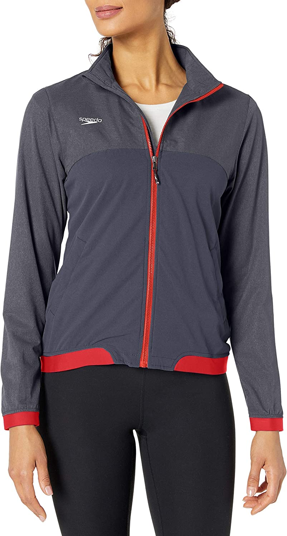 Speedo Womens Female Tech Jacket Max 60% OFF Warm Mesa Mall Up