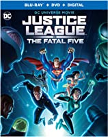 Justice League vs. Fatal Five BD/DVD/Dig