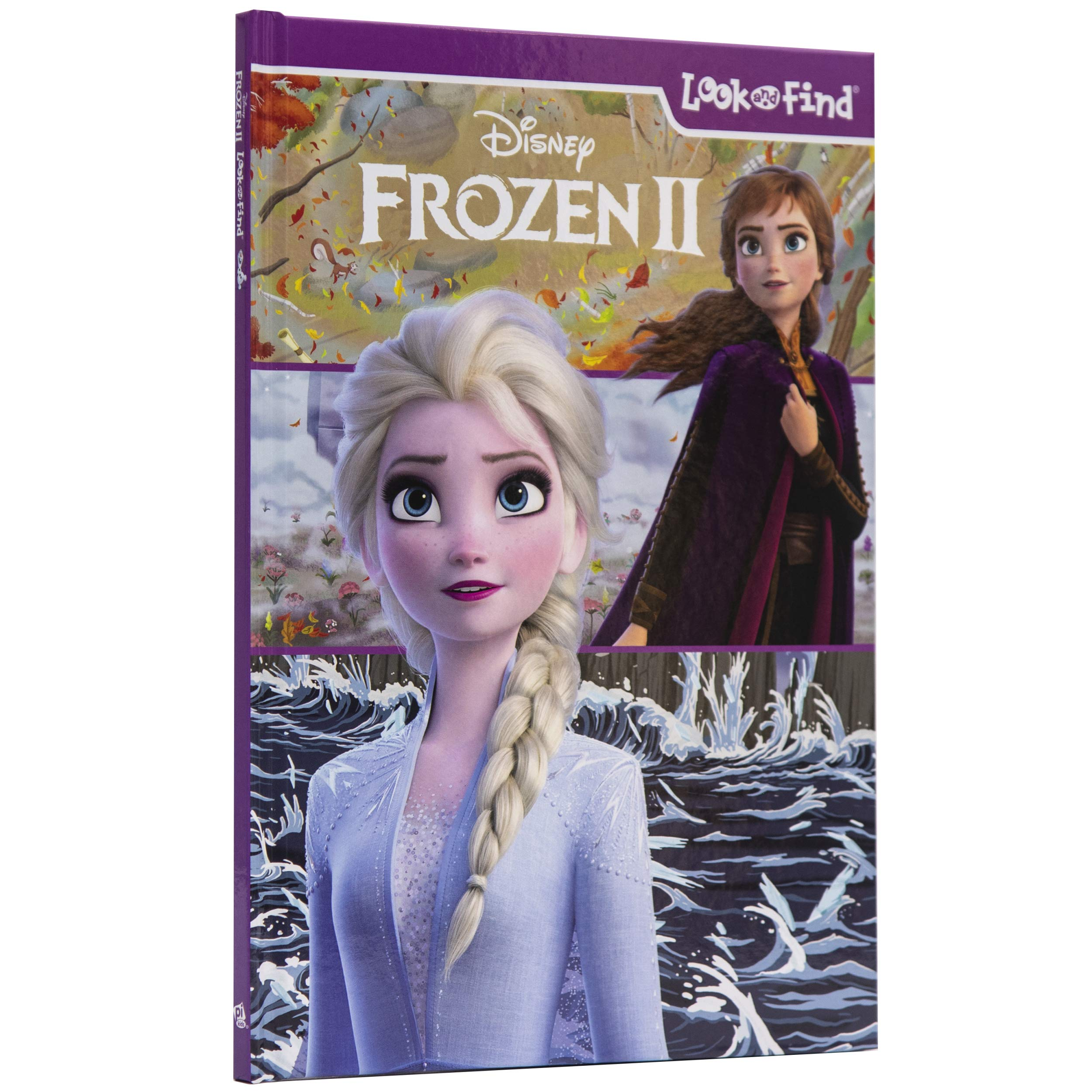 Set of 3 Disney Find It Books Featuring Disney Princess Disney Look and Find Books for Kids Disney Look and Find Books for Kids; Find It Books; Eye Spy Books Frozen and More