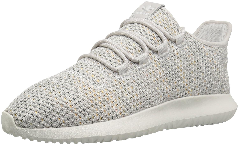 adidas Originals Men's Tubular Shadow Ck Fashion Sneakers B077X9M6KW 4 D(M) US Grey/Cloud White/Raw Green