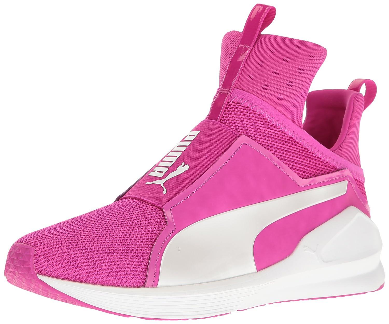 PUMA Women's Fierce Core Cross-Trainer Shoe B01J5RVCPU 6.5 B(M) US|Ultra Magenta-puma White