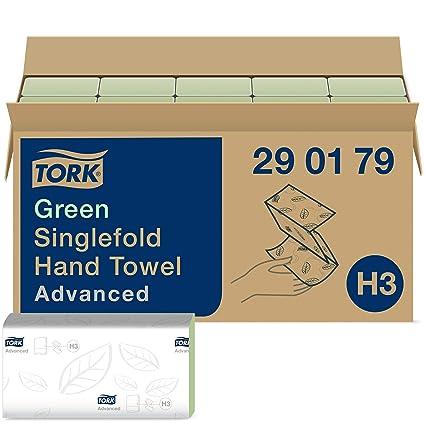 ZZ//V-Falz Papierhandt/ücher geeignet f/ür Handtuchspender Falthandt/ücher Premium f/ür Spender Recycling 1-lagig 25 x 23 cm 5.000 Blatt