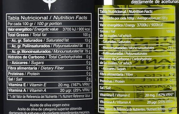 Tierras de Tavara estuche 2 bot vidrio x 500 ml (Aceite virgen extra Ecológico + Aceite virgen extra) DO Sierra de Segura 100% Picual: Amazon.es: ...