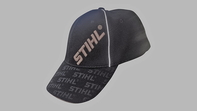 Stihl Gorra de b/éisbol Color Negro