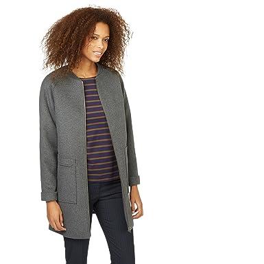 Manteau femme laine monoprix