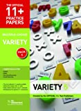 11+ Practice Papers, Variety Pack 5 (Multiple Choice): English Test 5, Maths Test 5, NVR Test 5, VR Test 5 (The Official 11+ Practice Papers)
