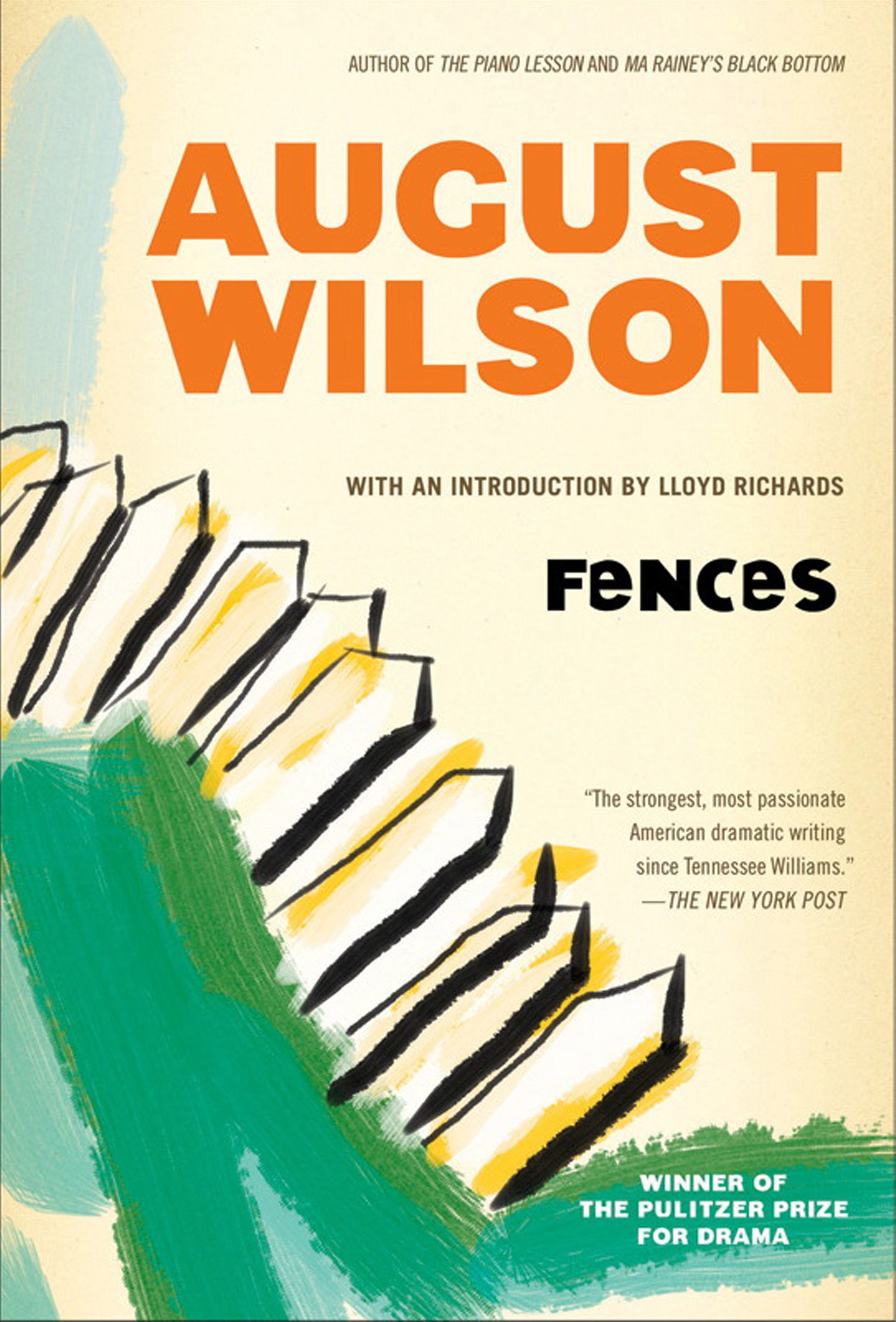 fences wilson lloyd richards com  fences wilson lloyd richards 8601400955796 com books