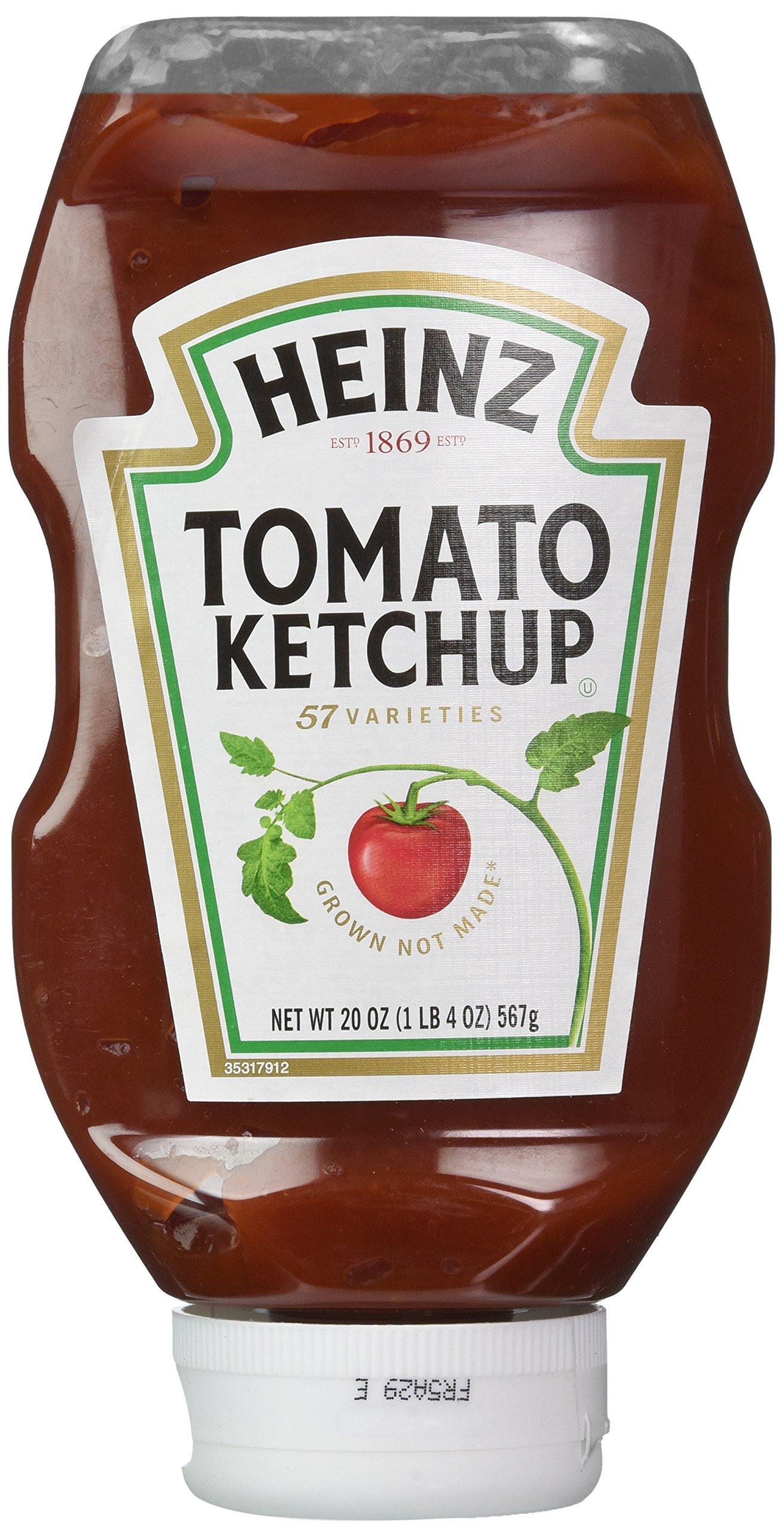 Heinz Easy Squeeze Ketchup - 20 oz