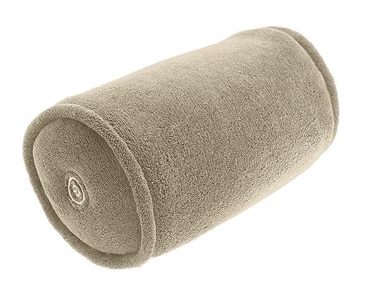 Amazon.com: Vibrador masaje rollo de almohada para terapia ...