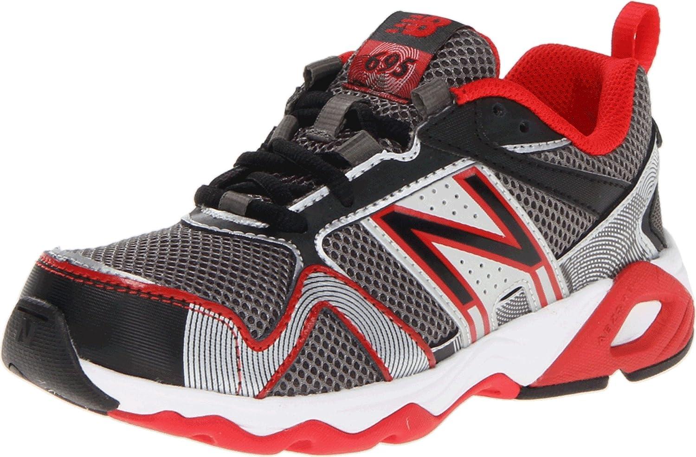 4fca33e13be7c New Balance KJ695 Youth Boys Black Mesh Sneakers Shoes Size UK 13.5 ...