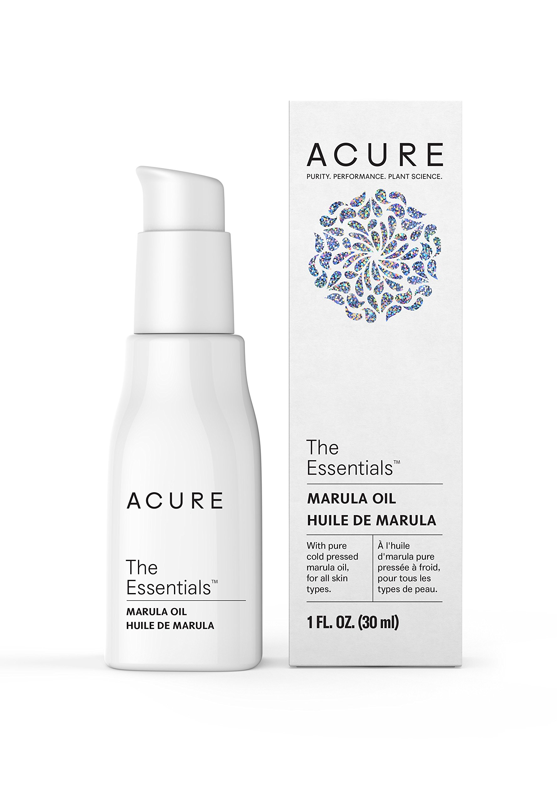 Acure, The Essentials Marula Oil, 1 Fluid Ounce by Acure