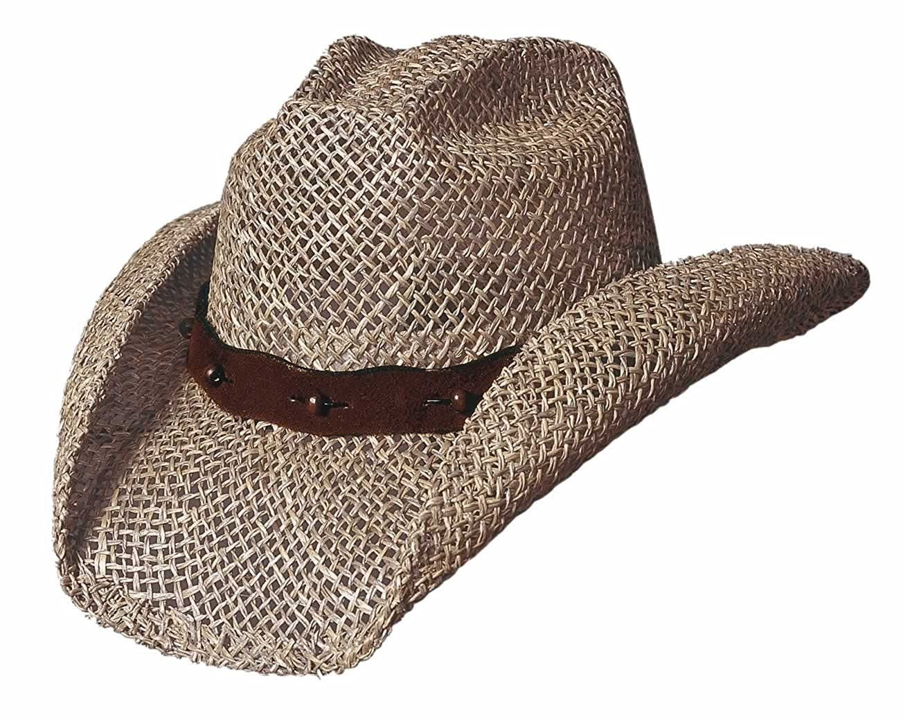 Bullhide After Party Grass Western Straw Hat