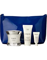 Payot Techni Liss Anti-Wrinkle Set by Payot for Unisex - 4 Pc Set 1.6oz Techni Liss Active, 0.10oz Techni Regard, 0.50oz Techni Peel Masque, Pouch, 4 count