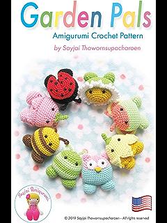 Amigurumi Stuffed Animals & Cuddly Toys Crochet Doll Pattern ... | 320x240