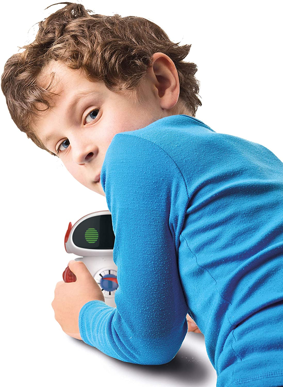 Multicolor 12094 Clementoni-12094 Sapientino-SuperDoc Robot Educativo para ni/ños