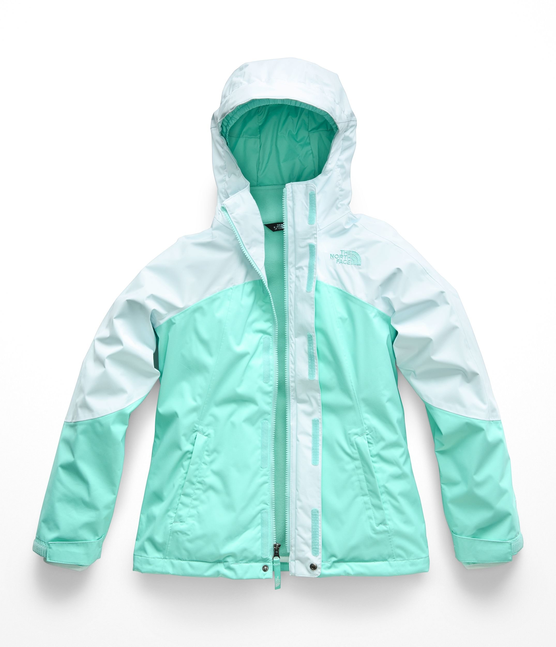 The North Face Girl's Mt View Triclimate Jacket - Origin Blue - M