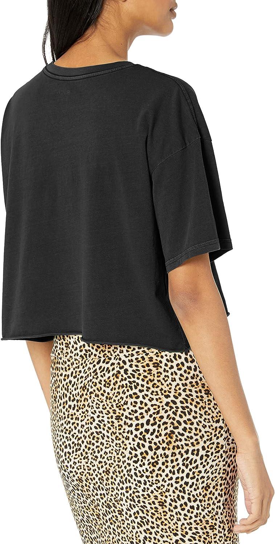 RVCA Womens Big Rvca Crop T-Shirt
