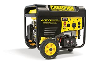Champion 4000 Watt Generator Review