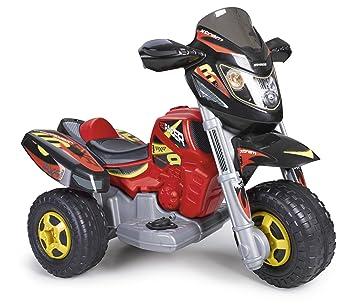 FEBER - Trimoto Red Racer 6 V Triciclo (Famosa 800008540): Amazon ...