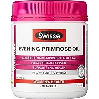 Swisse Ultiboost Evening Primrose Oil 200 Capsules