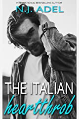 The Italian Heartthrob: Forbidden Age Gap Billionaire Standalone (The Italians) Kindle Edition
