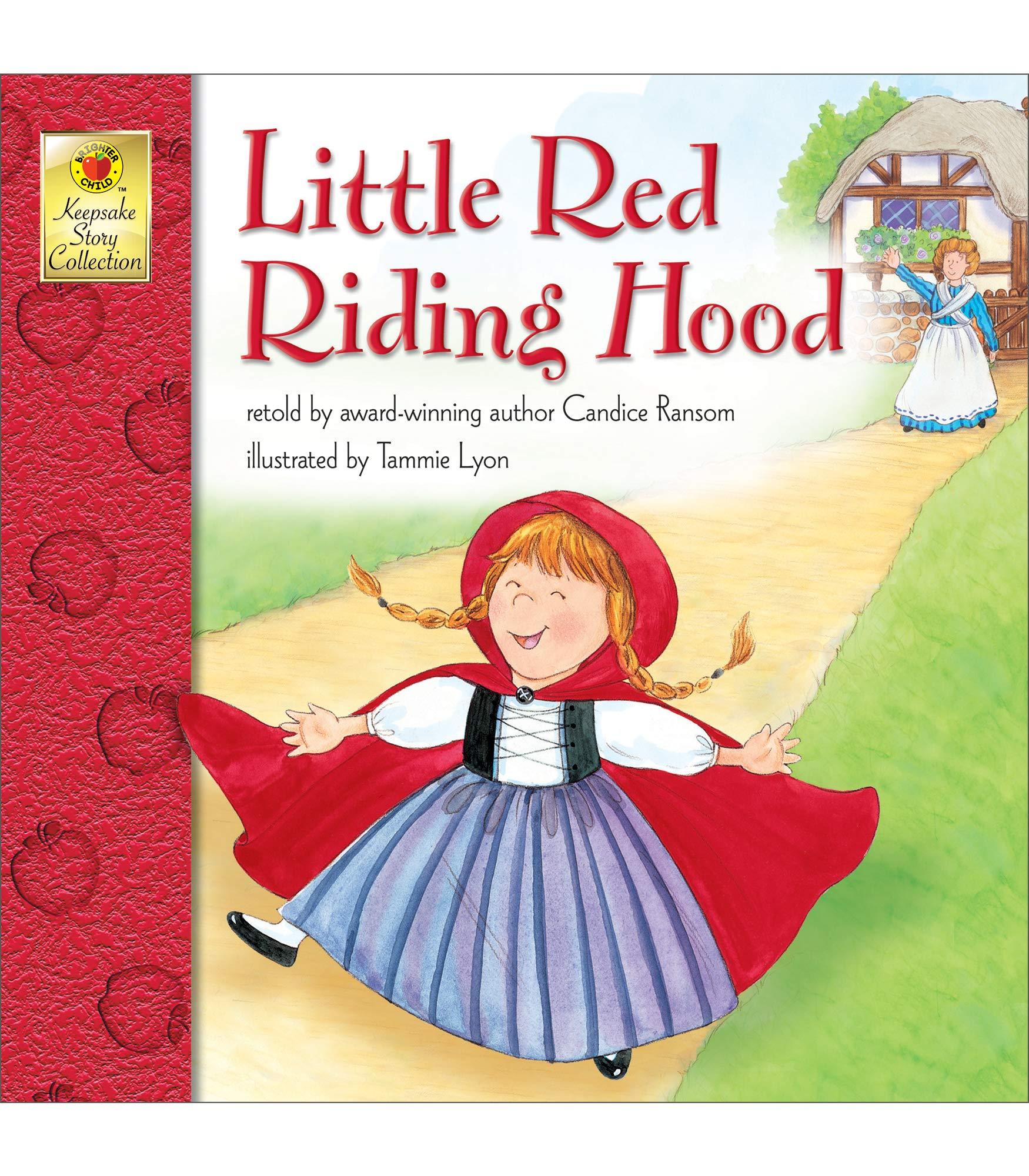 Amazon Com Little Red Riding Hood Keepsake Stories