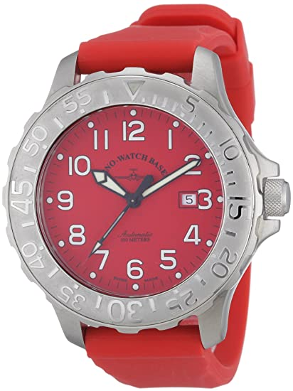 Zeno Watch Basel Hercules 2 2554-a7 - Reloj analógico automático para hombre, correa