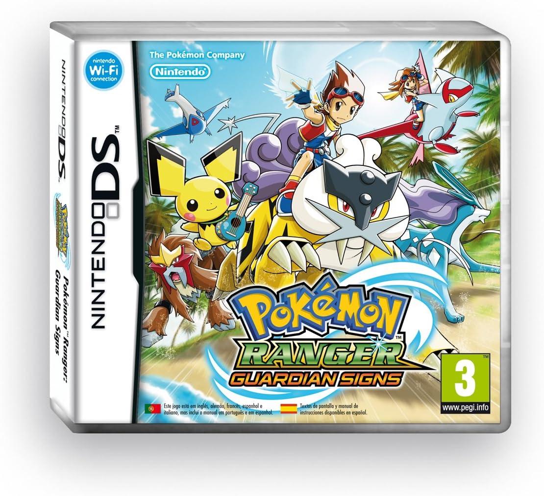 NDS Pokémon Ranger Guardian Signs: Amazon.es: Videojuegos