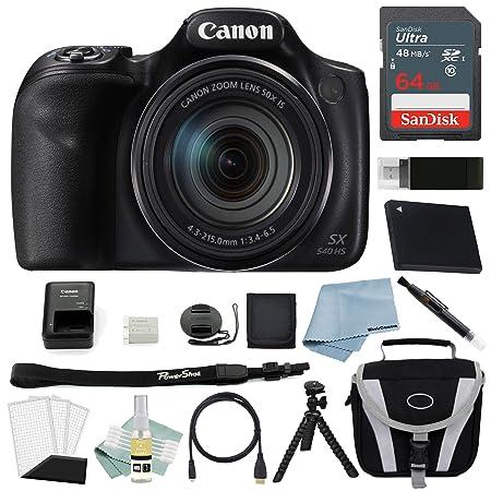 Review Canon PowerShot SX540 HS