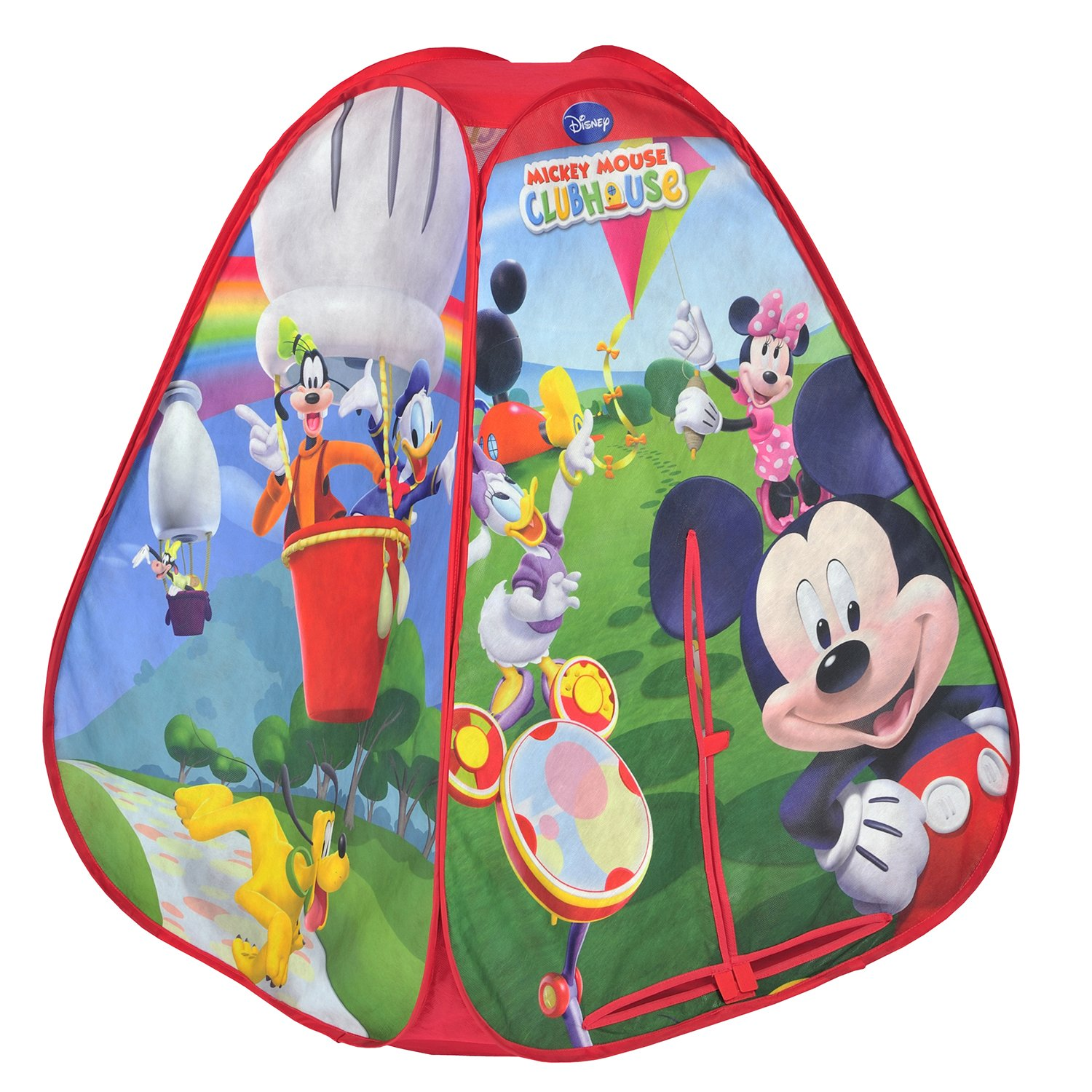 Buy Disney 4 Panel Popup Tent Multi Color (Mickey Mouse Club House) Online at Low Prices in India - Amazon.in  sc 1 st  Amazon India & Buy Disney 4 Panel Popup Tent Multi Color (Mickey Mouse Club ...