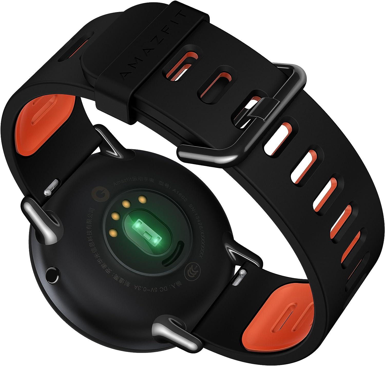 Amazon.com: Amazfit PACE GPS reloj inteligente para correr ...