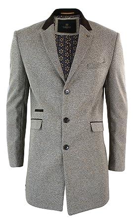 Manteau gris tommy hilfiger
