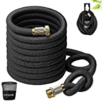 Deals on Crenova Garden Hose, 50ft Expandable Water Pipe