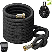 Crenova Garden Hose 50 Feet Upgraded Expandable Water Pipe with Double Latex Core