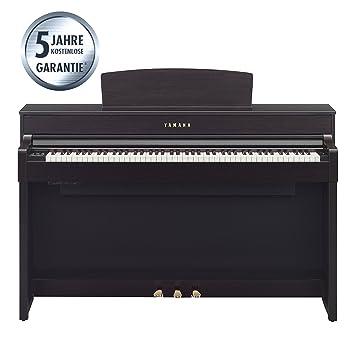 Yamaha - Piano digital Clavinova CLP-575R: Amazon.es: Instrumentos musicales