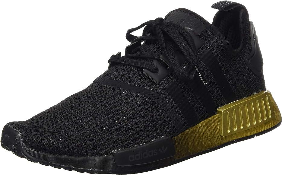 adidas NMD_r1 W, Zapatillas para Mujer, Core Black/Core Black/Carbon, 36 EU: Amazon.es: Zapatos y complementos