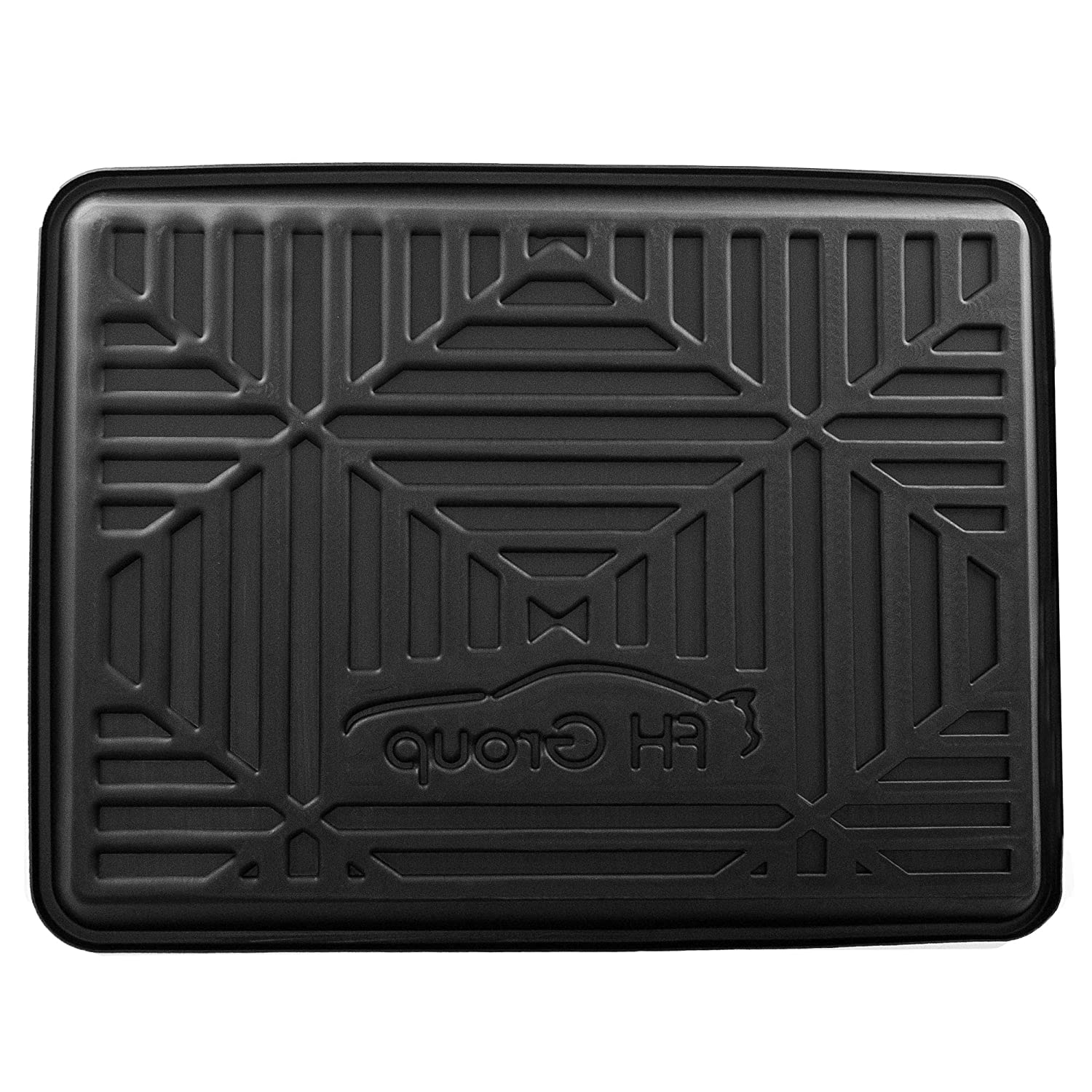 2002 2001 2003 GGBAILEY D2805A-F1A-GY-LP Custom Fit Automotive Carpet Floor Mats for 1999 2004 Jeep Grand Cherokee Grey Loop Driver /& Passenger 2000